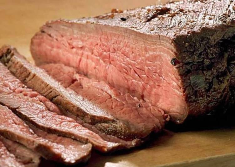 Santa Maria-style Tri-Tip Beef Roast, Heart Friendly Foods You Need To Be Eating