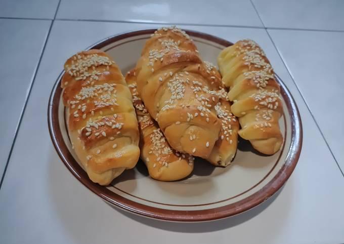 Roti Manis isi Pisang