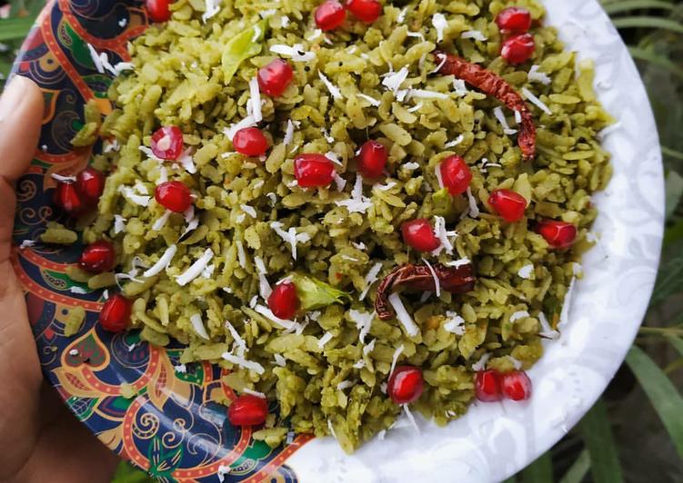 Hara Bhara Poha