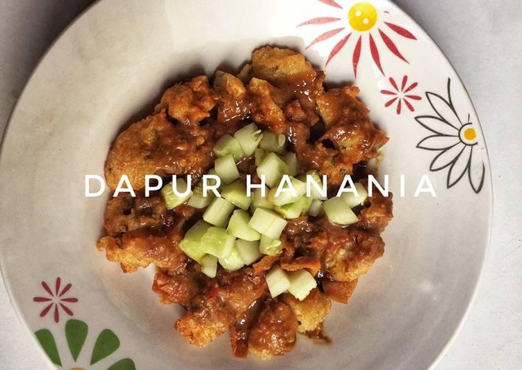 resep cara mengolah Batagor Tahu