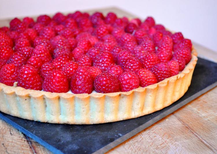 The Foods You Pick To Feed On Are Going To Effect Your Health Tarte aux framboises renversante
