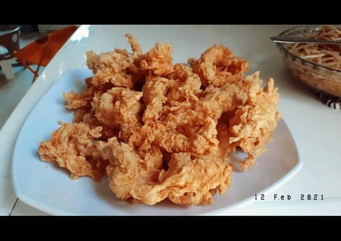Resep Cumi Goreng Tepung Crispy Dan Renyah Oleh Vio Cookpad