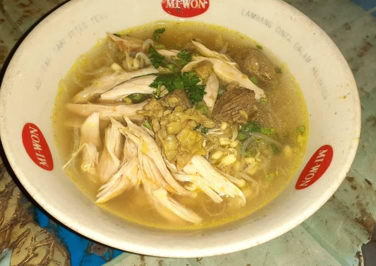 SoYam (Soto Ayam)