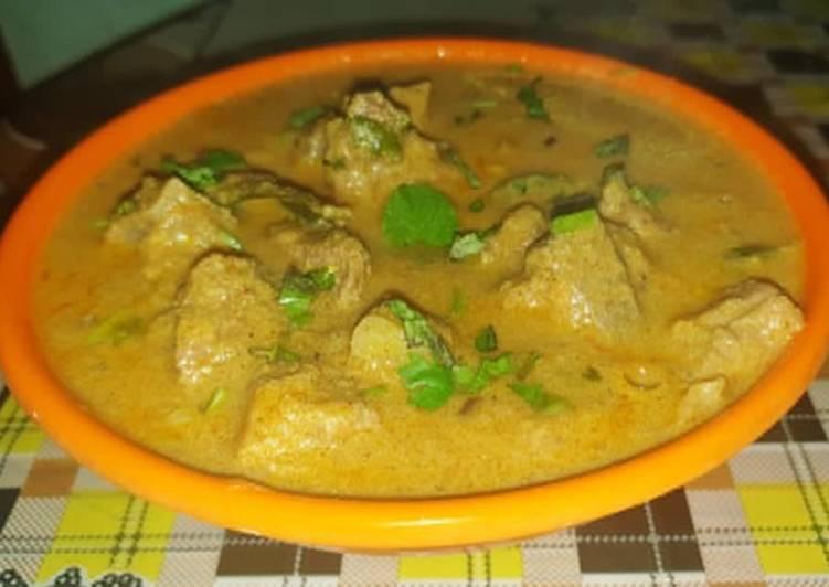 Recipe of Favorite Mutton korma