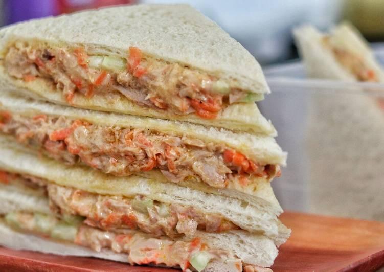 Sandwich Tuna Kenangan