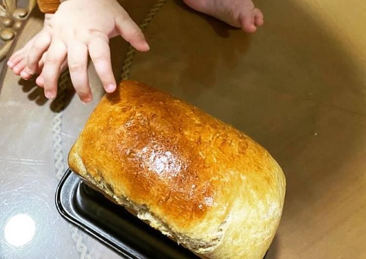 Resep Roti buat pemula Paling dicari