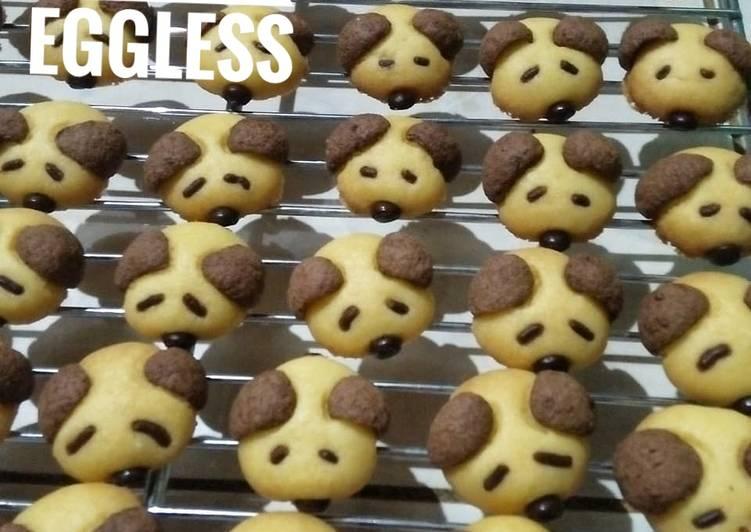 Cookies Dog Eggless