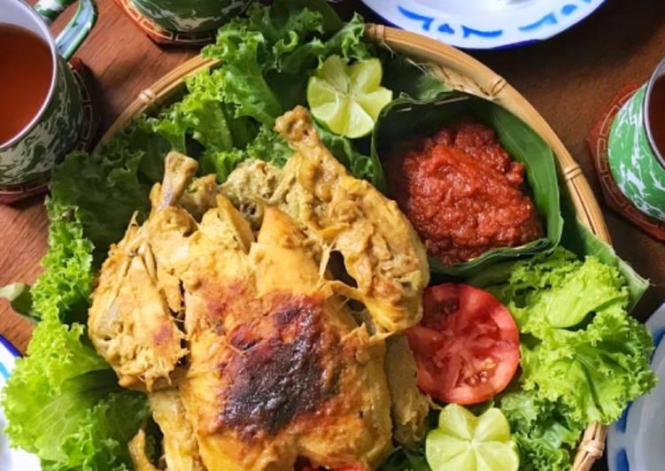 Teknik Rahasia Cara Memasak Ingkung Ayam Ungkep Untuk Pemula
