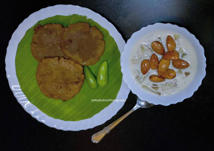 Easiest Way to Make Favorite Vrat ki Kheer & Poori