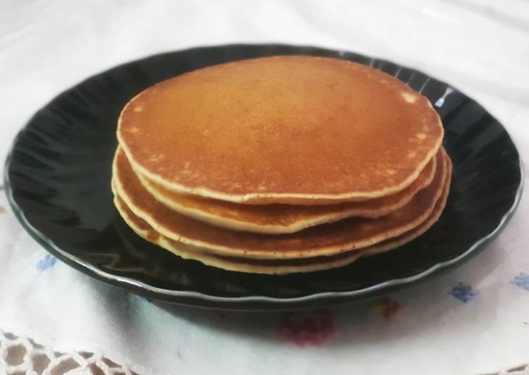 Simple Pancake / Panekuk