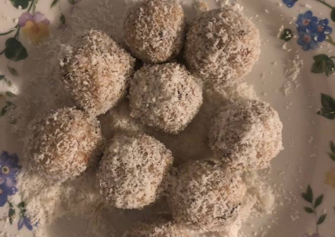 Protein ball Snack