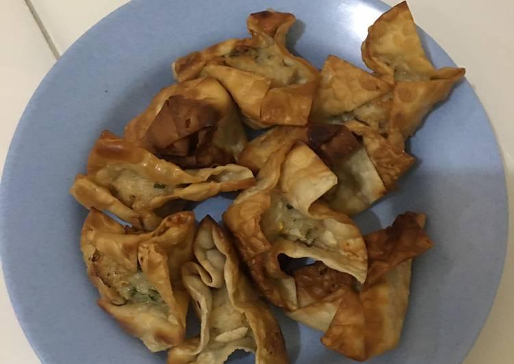 resep cara bikin Batagor ayam a la Nita