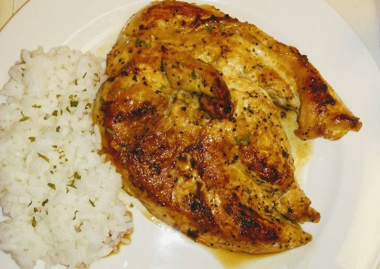 Sauteed Chicken Breast