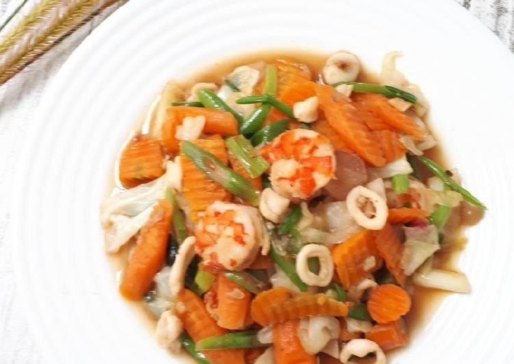 Cap Cai seafood
