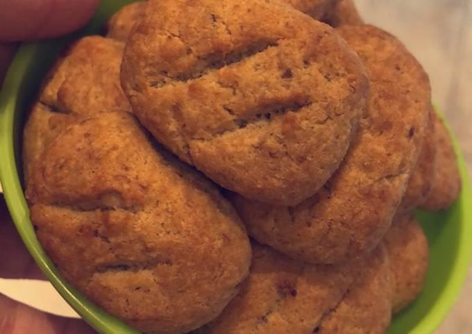 Biscuits moelleux bébé