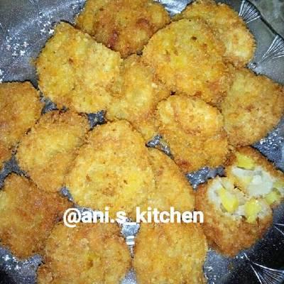 Resep Nangka Goreng Crispy Oleh Ani S Kitchen Cookpad