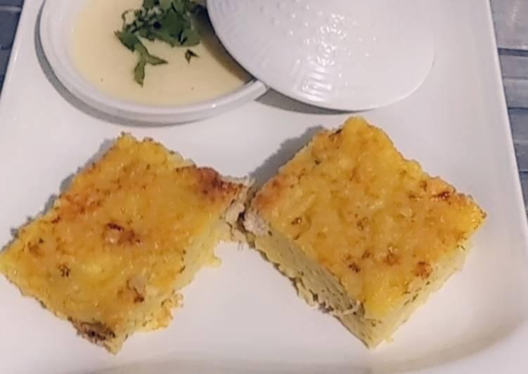 Simple Way to Make Ultimate Macaroni gratin with bechamel sauce😋#newcookschallenge