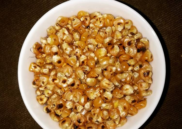🌽Roasted Corn Kernels.🌽