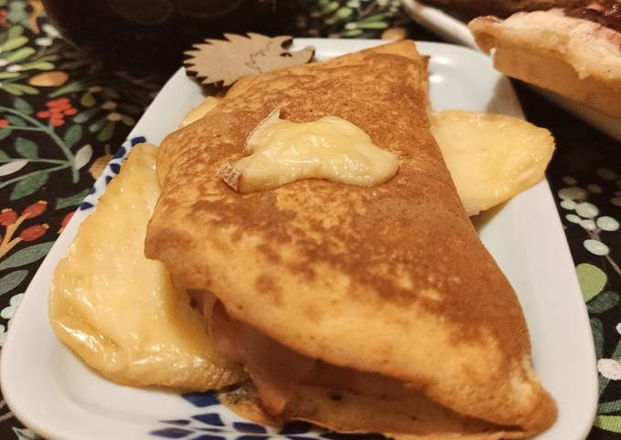 Monsieur-pancake