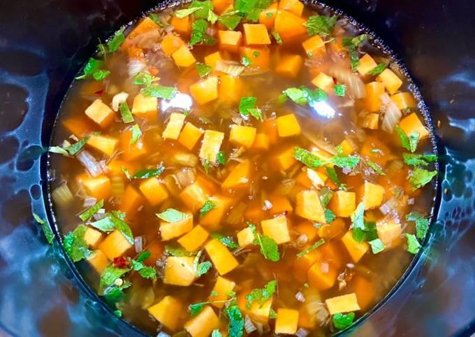 Coco Camino soup (vegan)