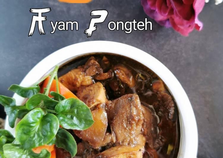 Ayam PongTeh - resepipouler.com
