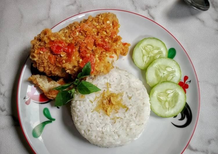Ayam Geprek Bensu kw