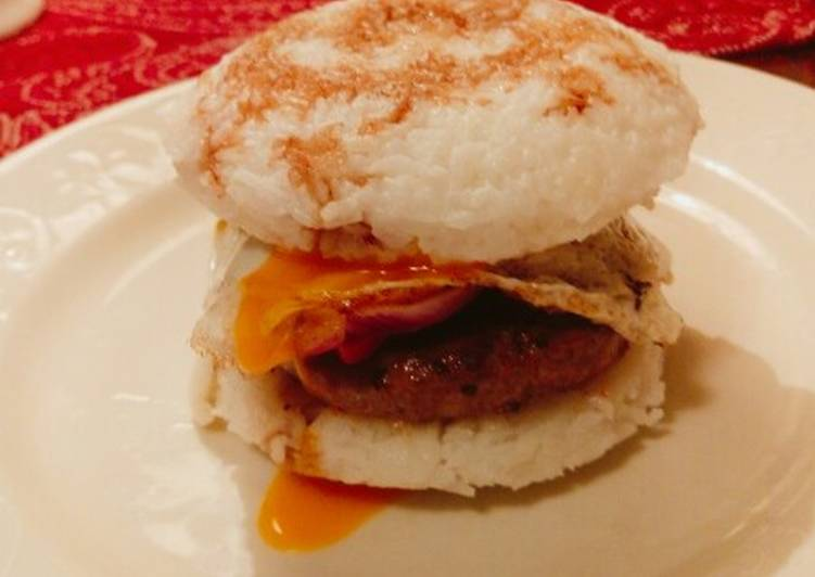 Beef Rice Burger, Foods That Help Your Heart