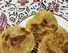 Roti Canai / Roti cane / Roti Konde \ Roti Maryam