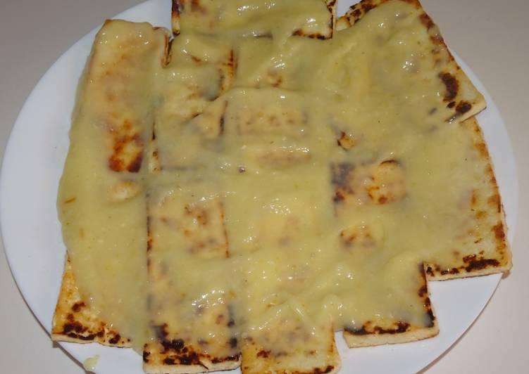 Tofu au citron (vegan)