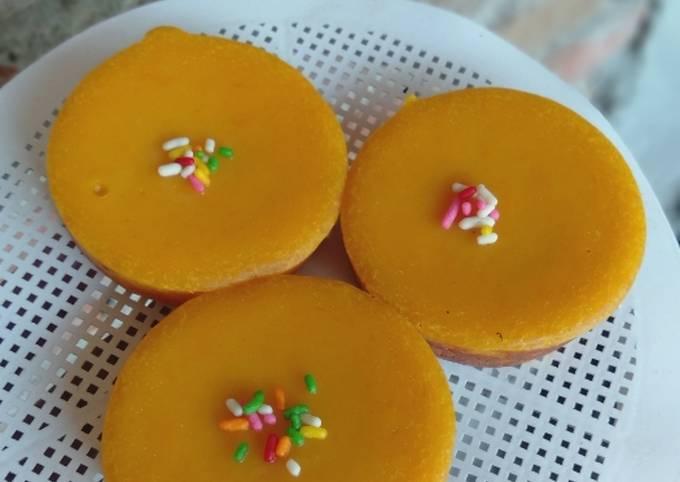 Resep Kue Lumpur Labu kuning yang Lezat Sekali