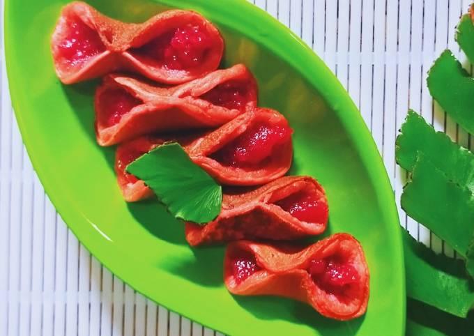 Martabak manis red Velvet