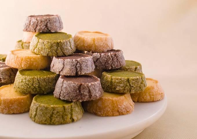 Recipe: Perfect French Diamond Cookies (Diamants)