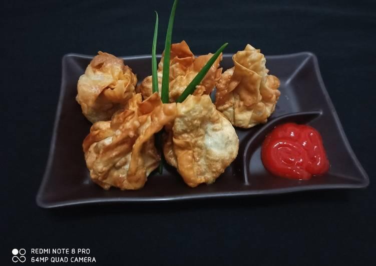 Resep Siomay goreng Anti Gagal