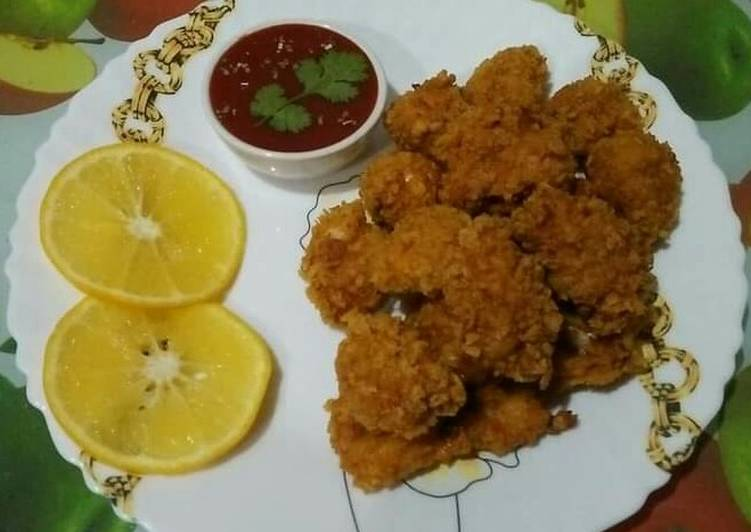 Crispy Fried Chicken🍗🍤 Resturant Style