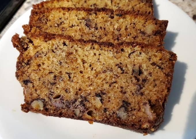 Recipe: Tasty Banana Nut Bread