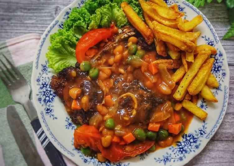 Hainanese Lamb Chop - resepipouler.com