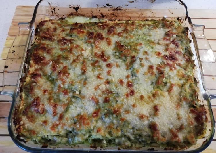 Recipe: Tasty Pasticcio verde