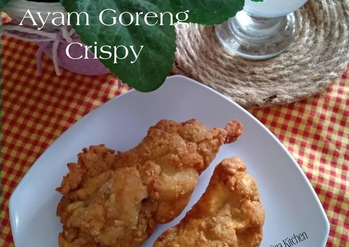 Ayam Goreng Crispy #1