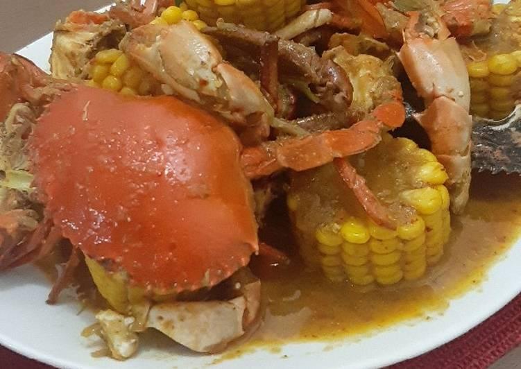 Kepiting Saos Padang Yummy