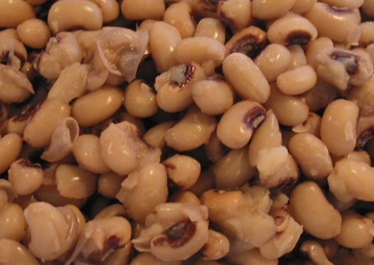 Your State Of Health Can Be Impacted By The Foods You Decide To Eat Black Eyed Peas +Salt