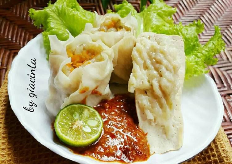 Resep Siomay Bandung yang Enak