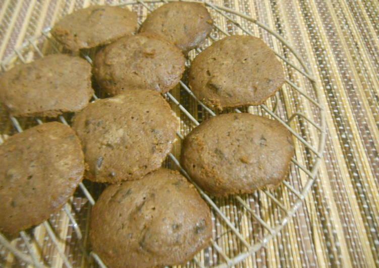 Dark Choco Cookies