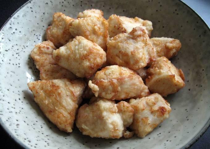 Kara-age Chicken Breasts