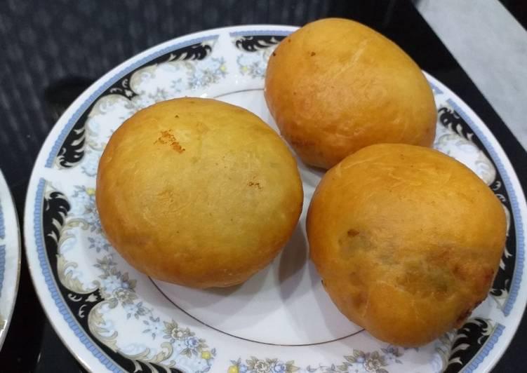 Doughnuts #Cookpad App #Ramadankityari