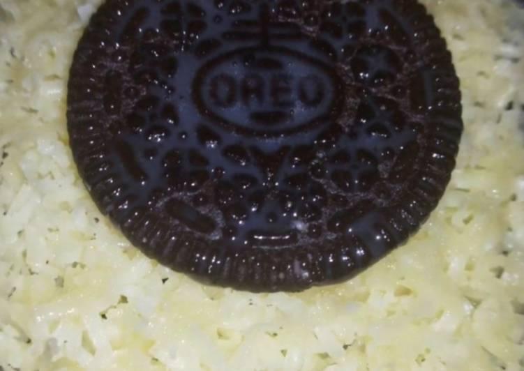 Cemilan Brownies Kukus Oreo Rice Cooker
