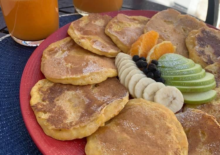 Recettes Pancake anti-gaspi