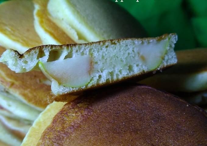 Apple Pancakes for Breakfast