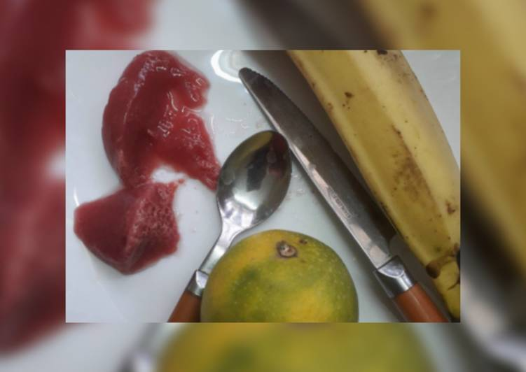 5 Minute Step-by-Step Guide to Prepare Summer Mixed Fruit Jam