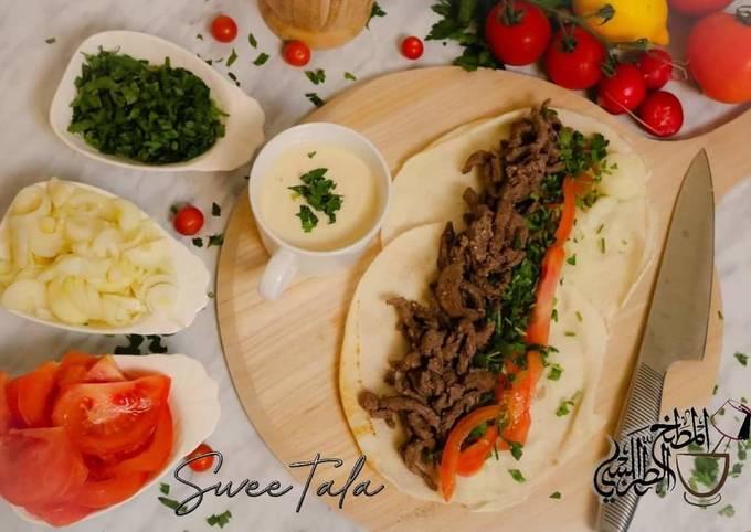Beef_shawarama