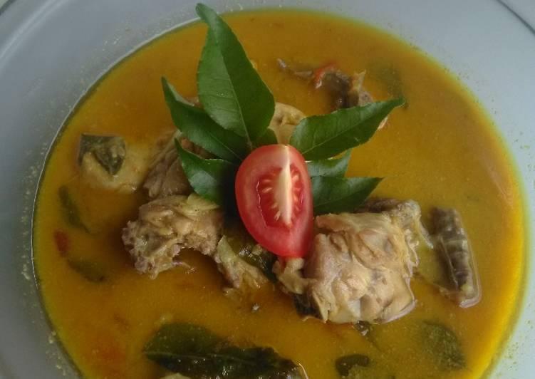 Kare Ayam Brokoli - cookandrecipe.com